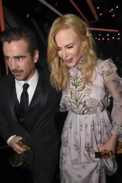 Nicole Kidman un changement de tête qui pose question