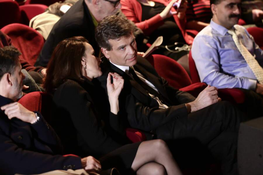 Arnaud Montebourg et compagne Aurélie Filippetti en 2017
