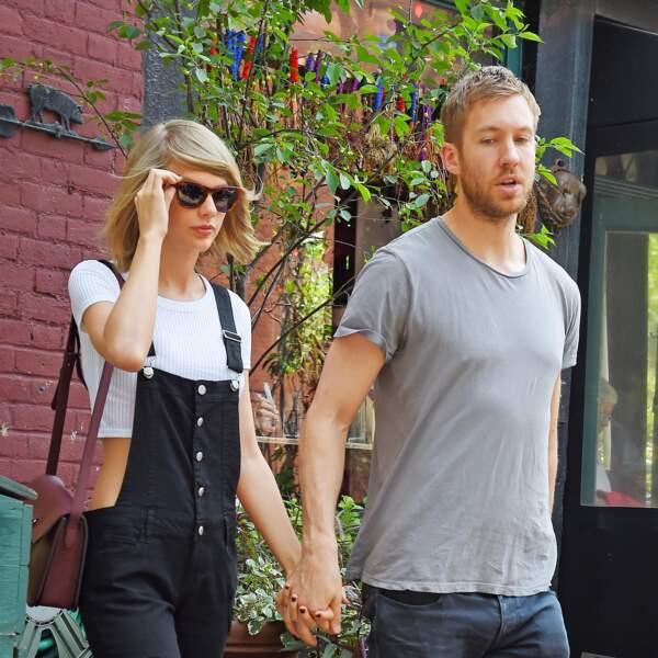 Fauchés en pleine romance, Taylor Swift et Calvin Harris ont rompu début juin suscitant la tristesse des fans