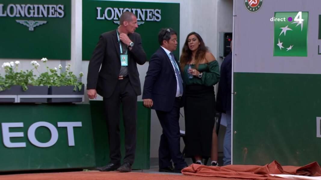 Marion Bartoli à Roland-Garros