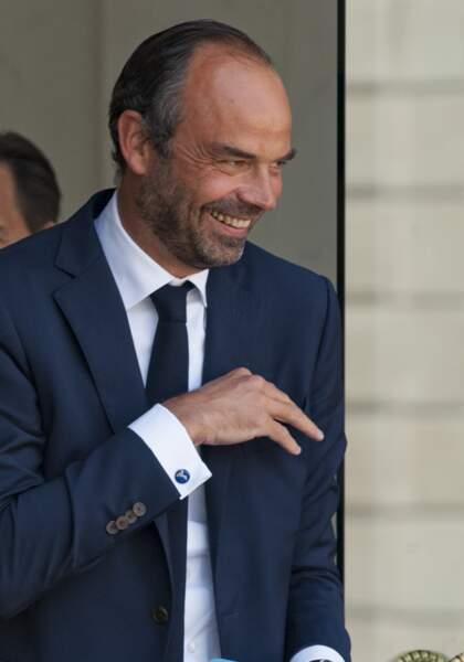 Serait-ce le continent italien sur la manche du Premier ministre Edouard Philippe ?