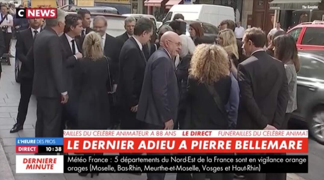 La famille de Pierre Bellemare