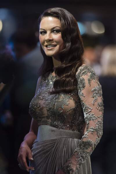 Catherine Zeta-Jones le 23 octobre 2017