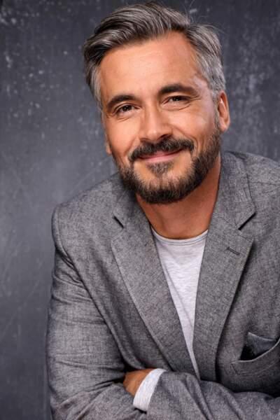 L'animateur Olivier Minne aura 52 ans en mars prochain