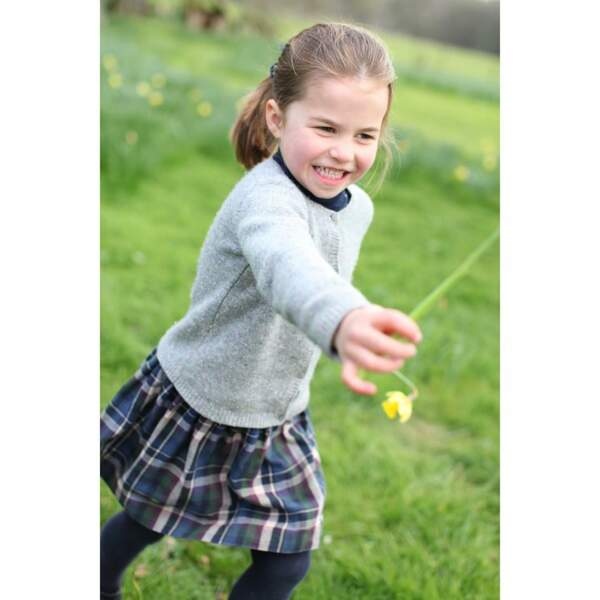 La princesse Charlotte fête ses 4 ans ce jeudi 2 mai