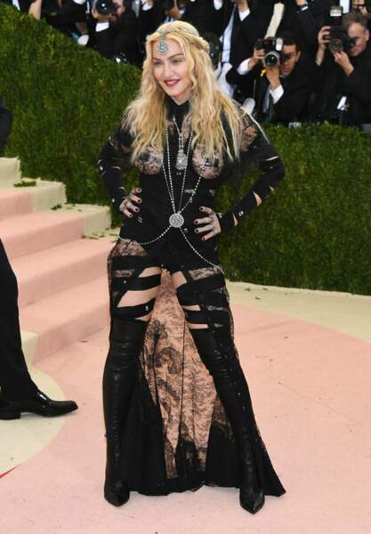Madonna en Givenchy