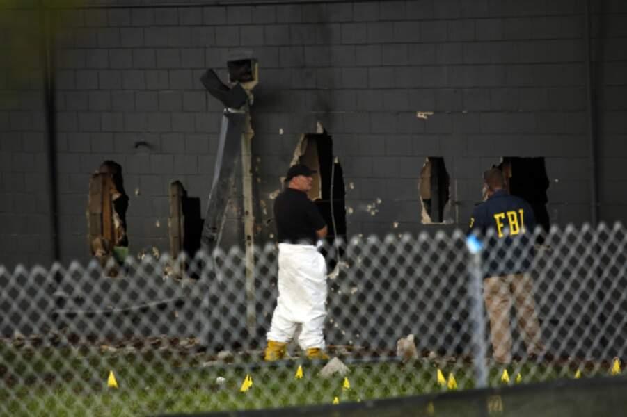 Les débuts de l'enquête à Orlando
