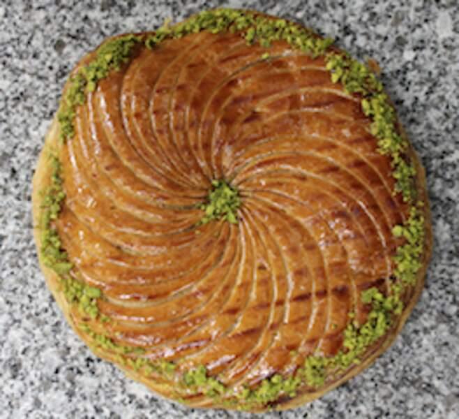 THIERRY RABINEAU : Framboise pistache très tendance