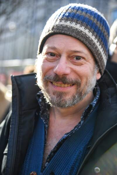 Mathieu Amalric est nommé pour le César du meilleur scénario original avec Barbara