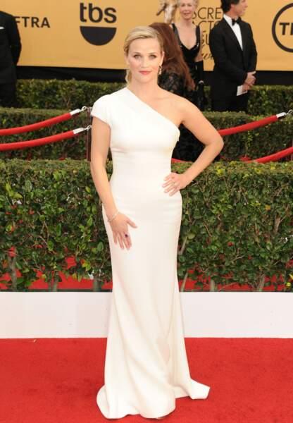Reese Witherspoon en Giorgio Armani