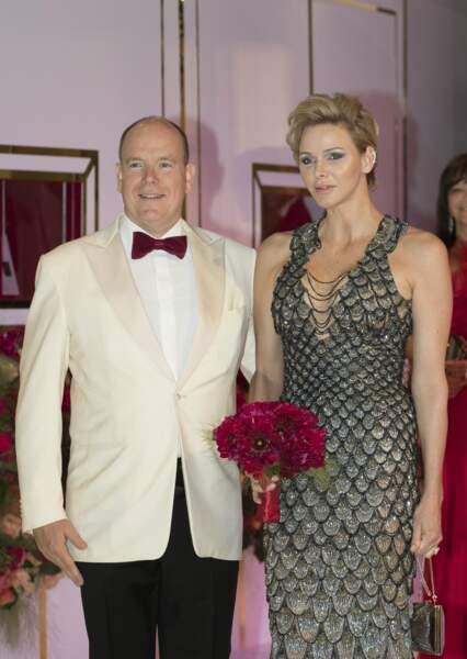 Ils ont assisté à la 70ème édition du gala de la Croix Rouge.