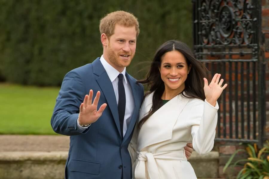Actrice engagée avant son mariage avec Harry, Meghan a toujours considéré Diana comme un modèle