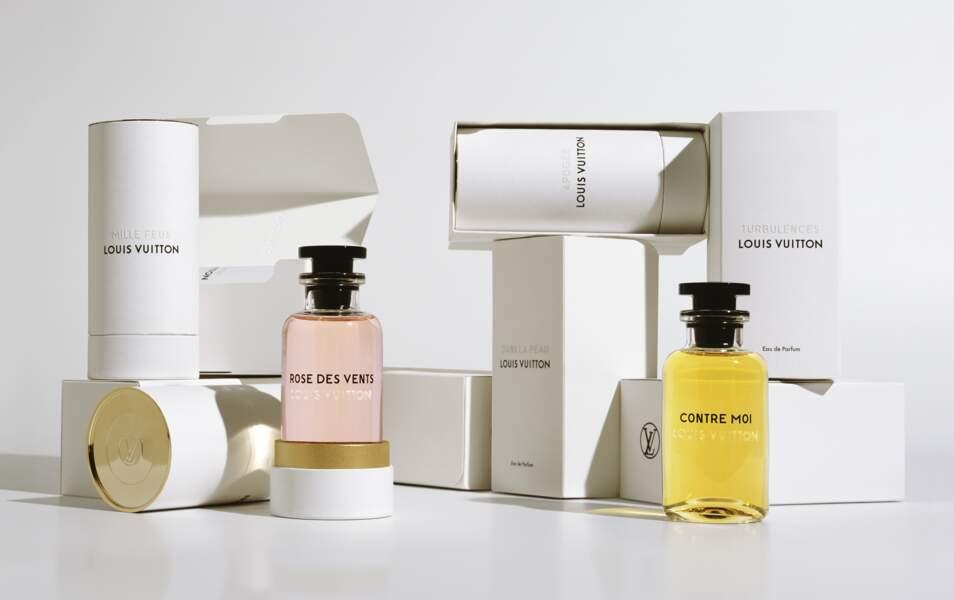 la collection de sept parfum