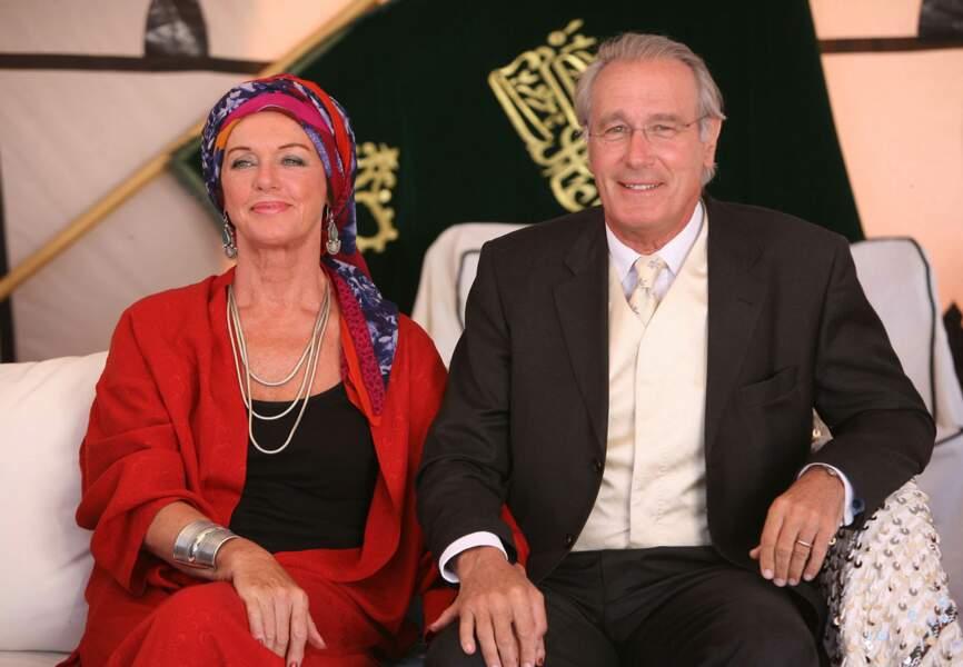 Catherine et Jacques dans Une famille formidable