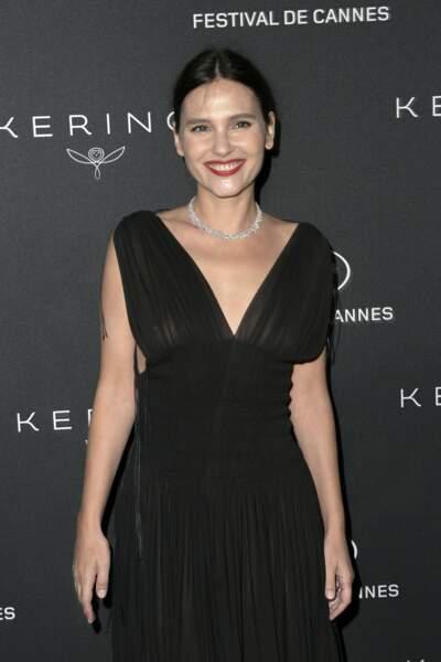 Virginie Ledoyen à Cannes