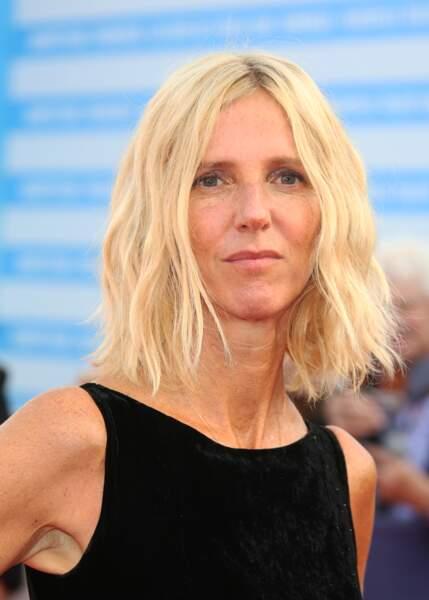 Sandrien Kimberlain, le carré wavy version blond nordique