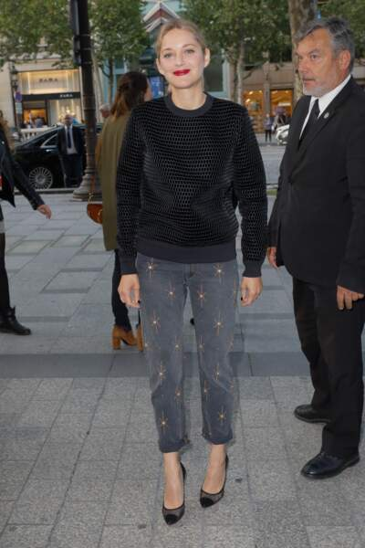 Marion Cotillard à 42 ans