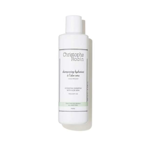 Shampoing Hydratant à l'aloe vera de Christophe Robin, 25 €
