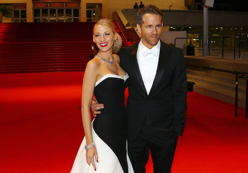 À Cannes elle vit son grand moment au bras de Ryan Reynolds
