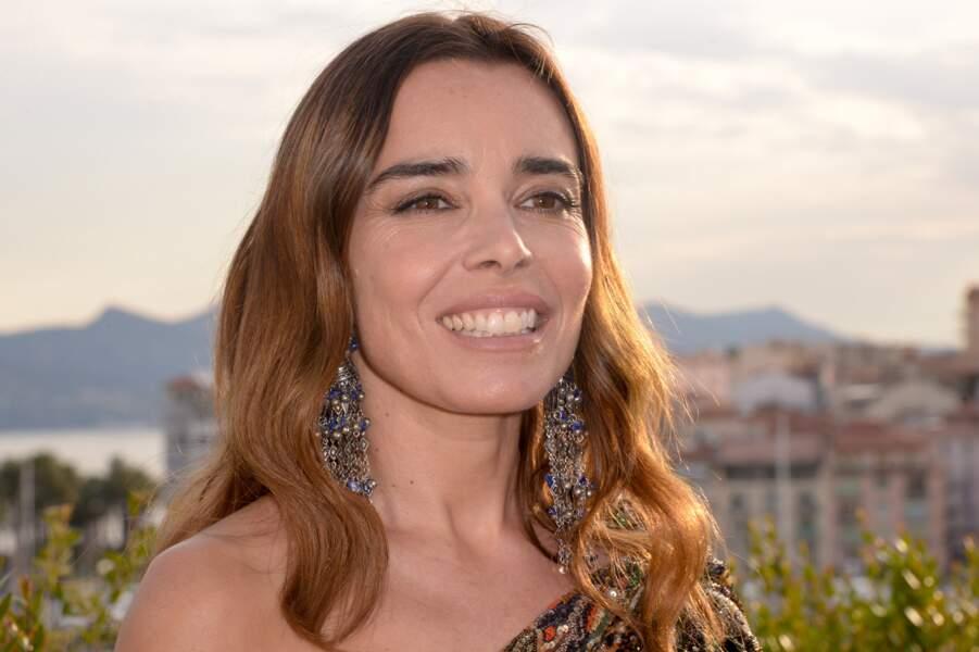 Elodie Bouchez (45 ans) est apparue radieuse sur le dernier Festival de Cannes.