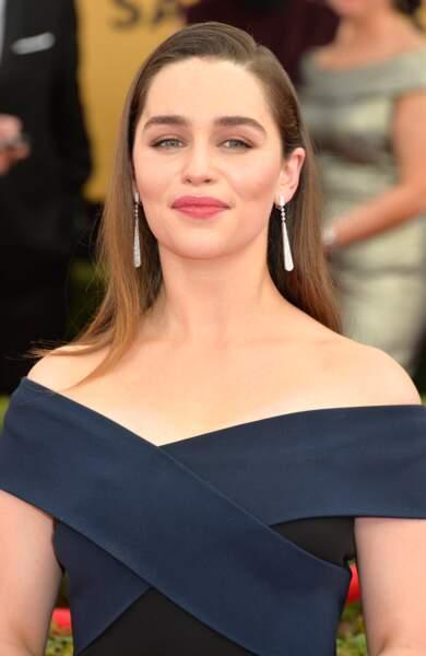 """Emilia Clarke et ses dragons de retour en avril prochain avec la sixième saison de """"Game of Thrones"""""""