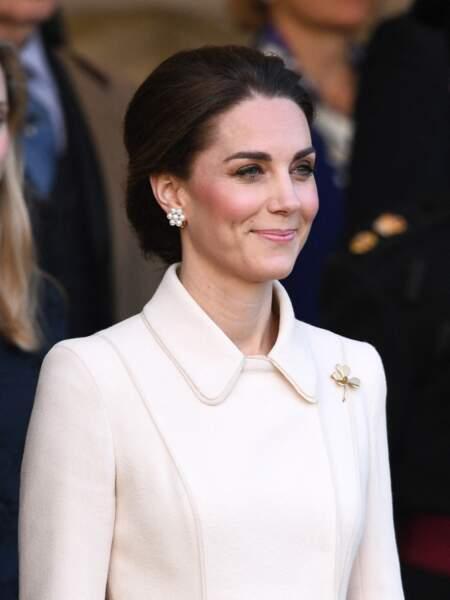 Le look de la duchesse de Cambridge est constamment scruté