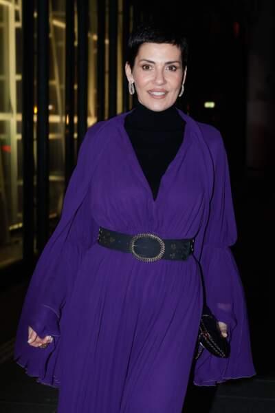 Cristina Cordula a fêté ses 54 ans en octobre dernier