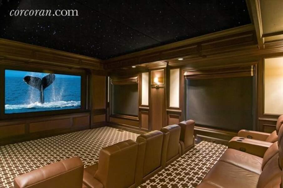 Cinéma privatif avec sièges interactifs