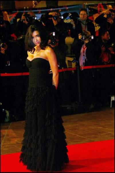 Jenifer, lors de la cérémonie des NRJ Music Awards en 2006 à Cannes