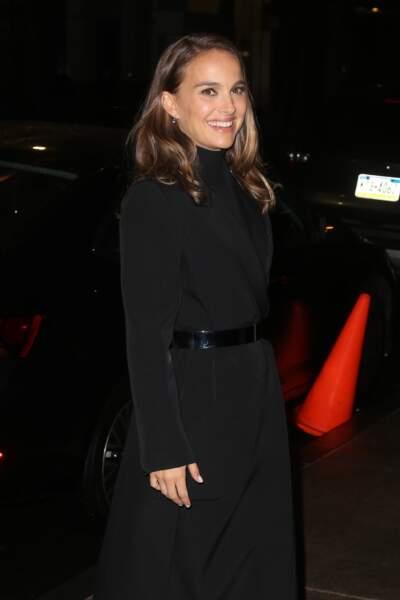 """Natalie Portman : révélée par le film """"Léon"""" en 1994, la star a aujourd'hui 37 ans"""
