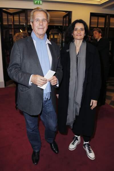 Jean-Louis Debre et Valerie Bochenek