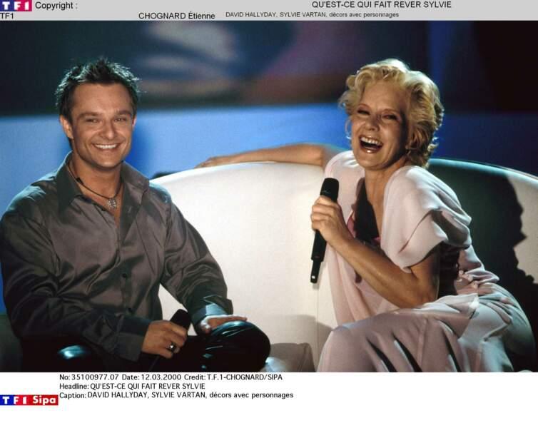 2000. David et Sylvie