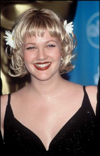 Drew Barrymore à 20 ans