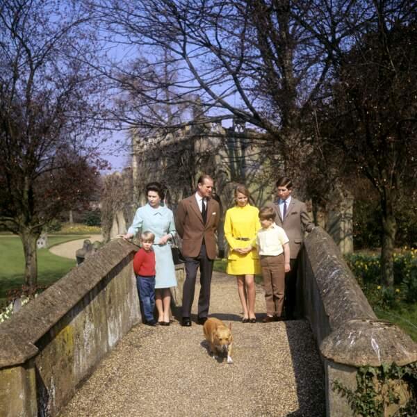 La grand-mère d'Elizabeth II, la reine Mary, était amoureuse de l'endroit