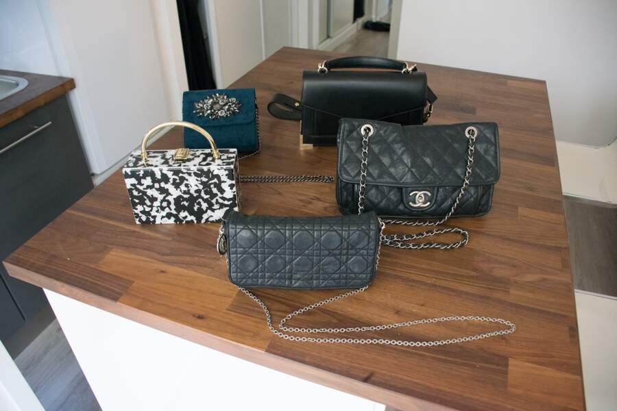 Virginie Carrozza préconise de s'offrir un sac d'une grande marque car c'est un indémodable