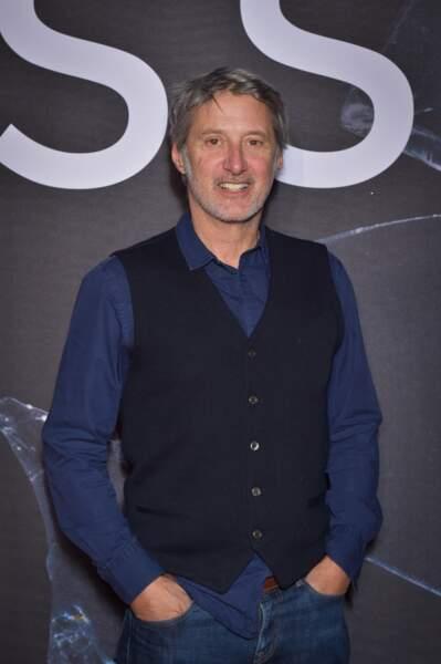 Antoine de Caunes, 65 ans depuis le mois de décembre 2018