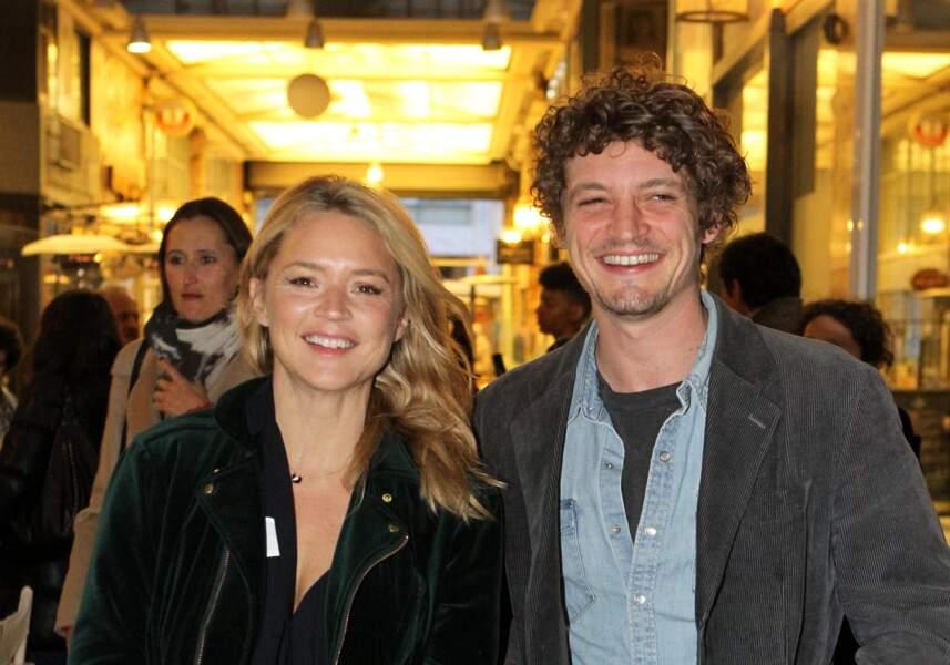 Virginie Efira et Niels Schneider à l'avant-première d'Un amour impossible en Grèce