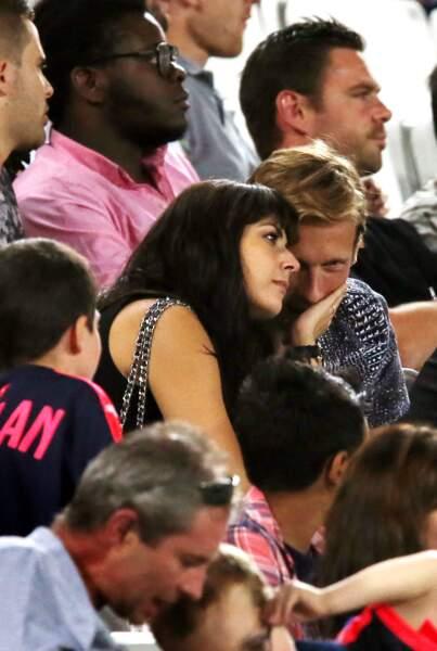 Depuis six ans, Candice Pascal est en couple avec le footballeur Clément Chantôme