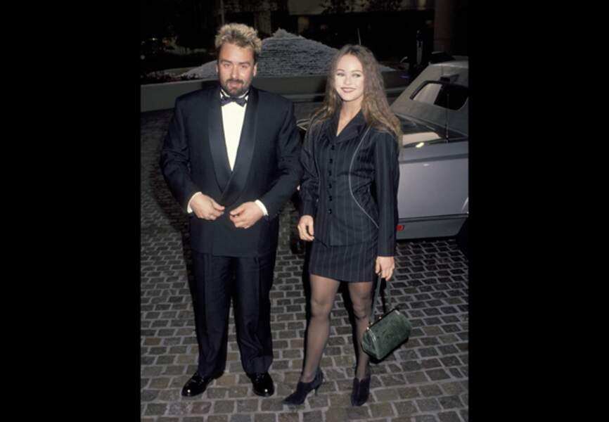 Working Girl avec Luc Besson
