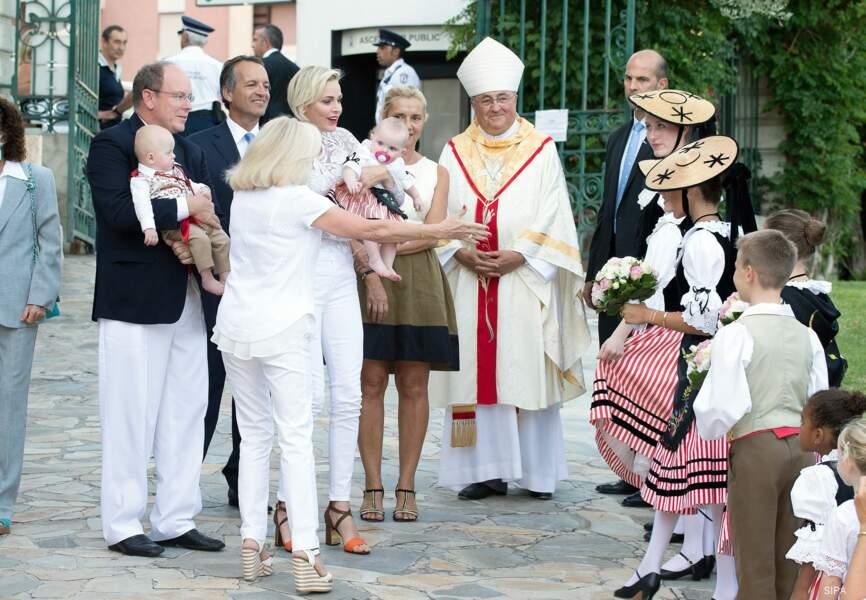 L'ambiance était légère pour le pique-nique annuel des Monegasques