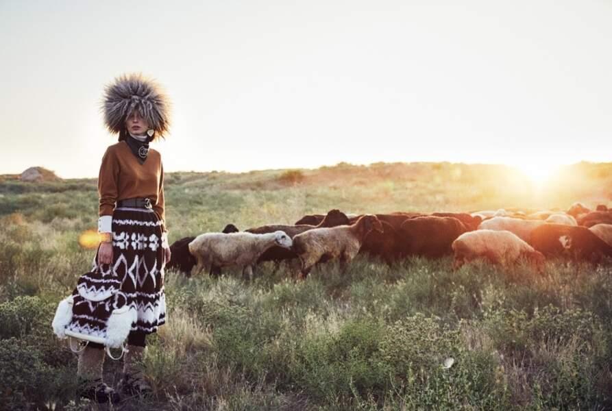 L'esprit nomade sera de mise cet hiver 2020
