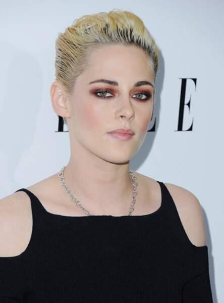 Un fard rose cuivré comme Kristen Stewart