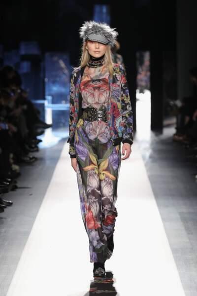 Desigual à la fashion week de New York