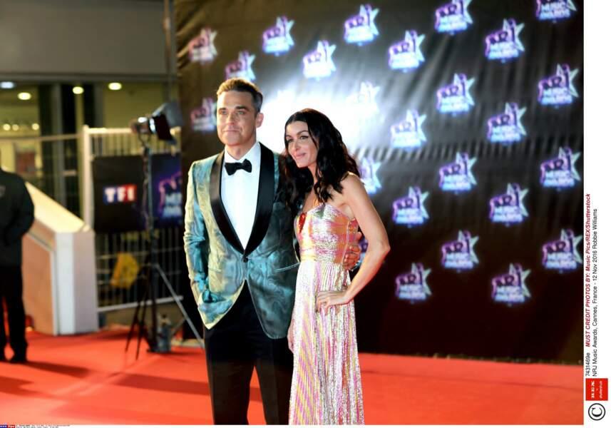 Les stars des NRJ Music Awards