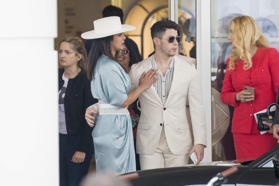 Nick Jonas et Priyanka Chopra semblent inséparables