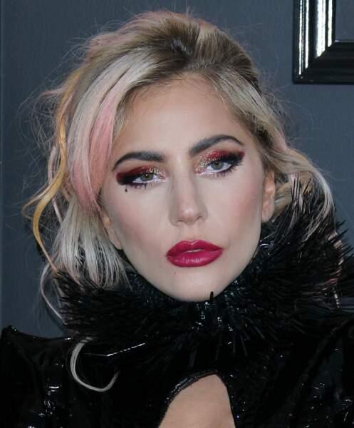 Lady Gaga aux Grammys, 2017