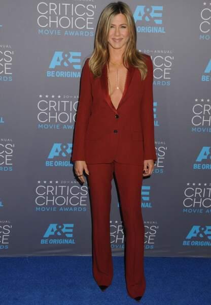 Jennifer Aniston en Gucci