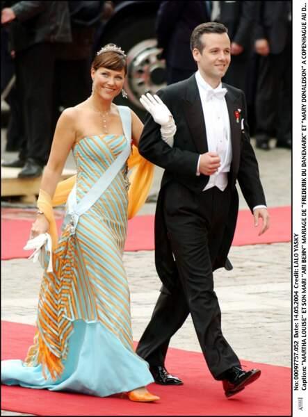 Märtha-Louise de Norvège a été mariée pendant 14 ans à Ari Behn.