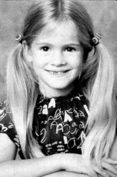 En 1973, Julia Roberts alors âgée de 6 ans, possédait déjà son sourire éclatant