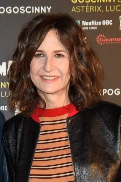 Valérie Lemercier à 53 ans